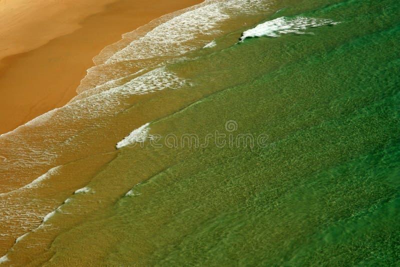 Playa tropical - isla de Fraser foto de archivo libre de regalías