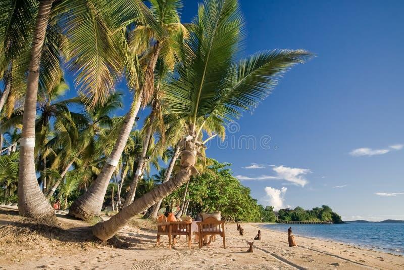 Playa y centro turístico