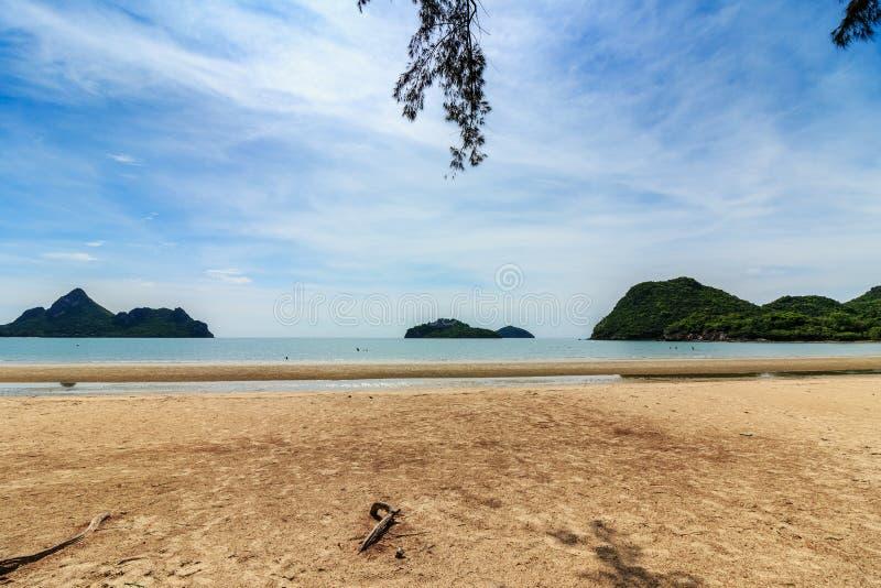 Playas y mar tropical fotos de archivo libres de regalías