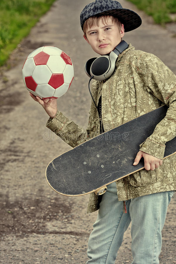 Player royalty free stock photography