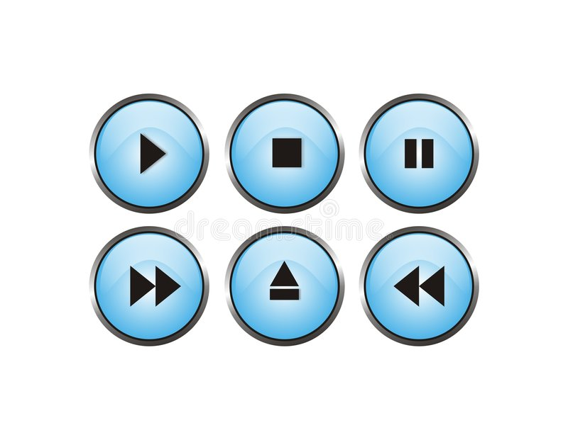 Player button