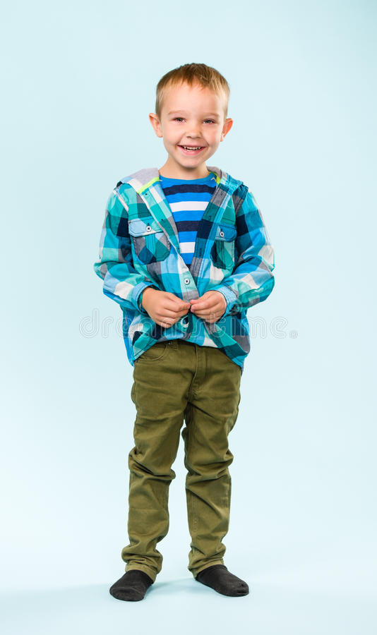 Download Playful boy stock image. Image of caucasian, childhood - 33949135