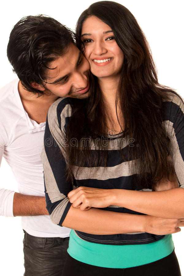 Download Playful Couple stock photo. Image of young, female, couple - 38173906