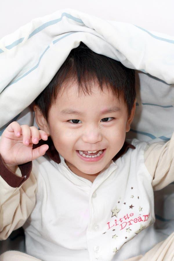 Download Playful little boy stock image. Image of child, enjoy - 23111931