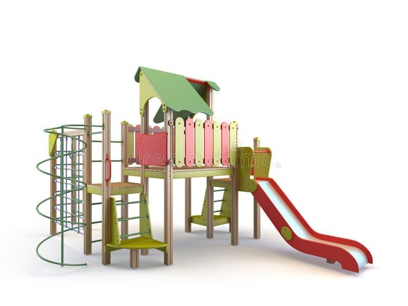 Download Playground stock illustration. Illustration of style - 11184162