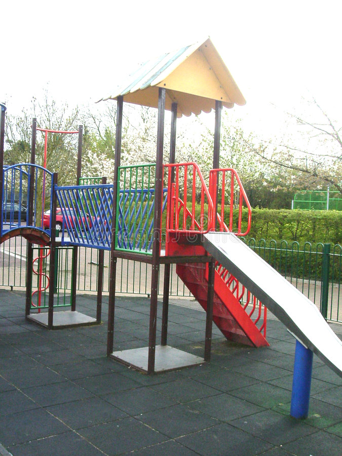 Download Playground stock image. Image of outdoor, park, roof, ground - 117587