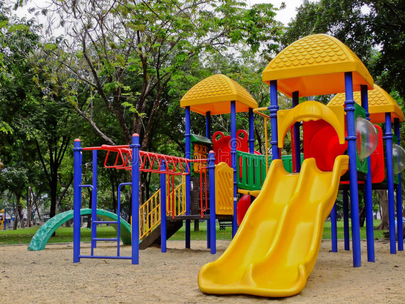 Download Playground 2 stock photo. Image of green, colors, park - 19144510