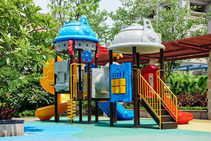 playground immagine stock