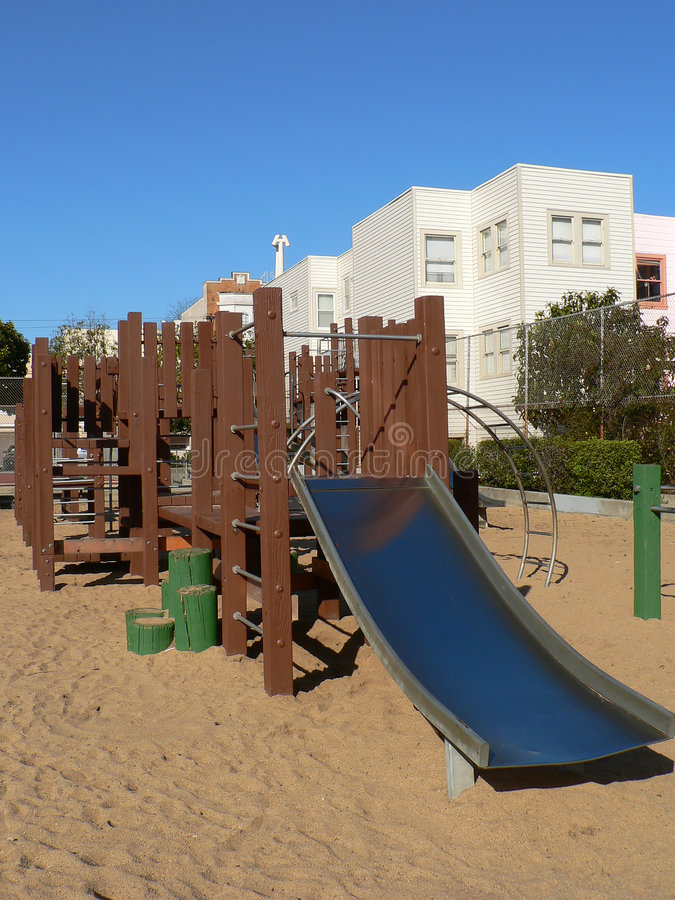 Free Playground Royalty Free Stock Photography - 591867