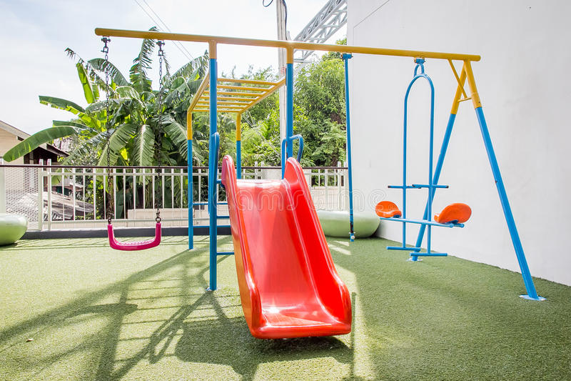 playground immagini stock