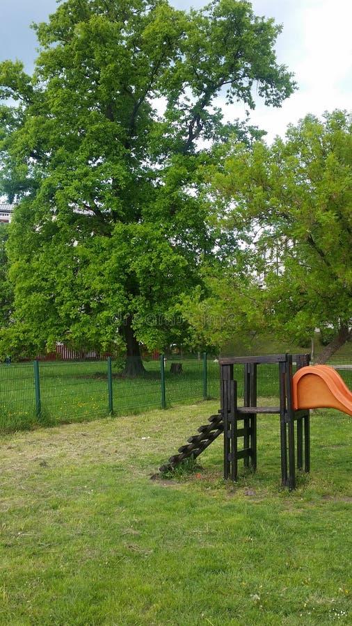 playground στοκ φωτογραφία με δικαίωμα ελεύθερης χρήσης