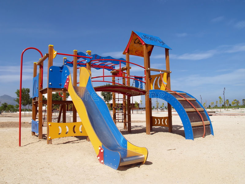 Download Playground Royalty Free Stock Photography - Image: 778707