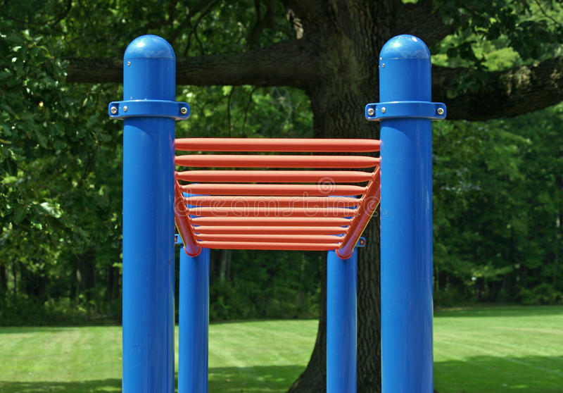 Playground Bars 7 royalty free stock images