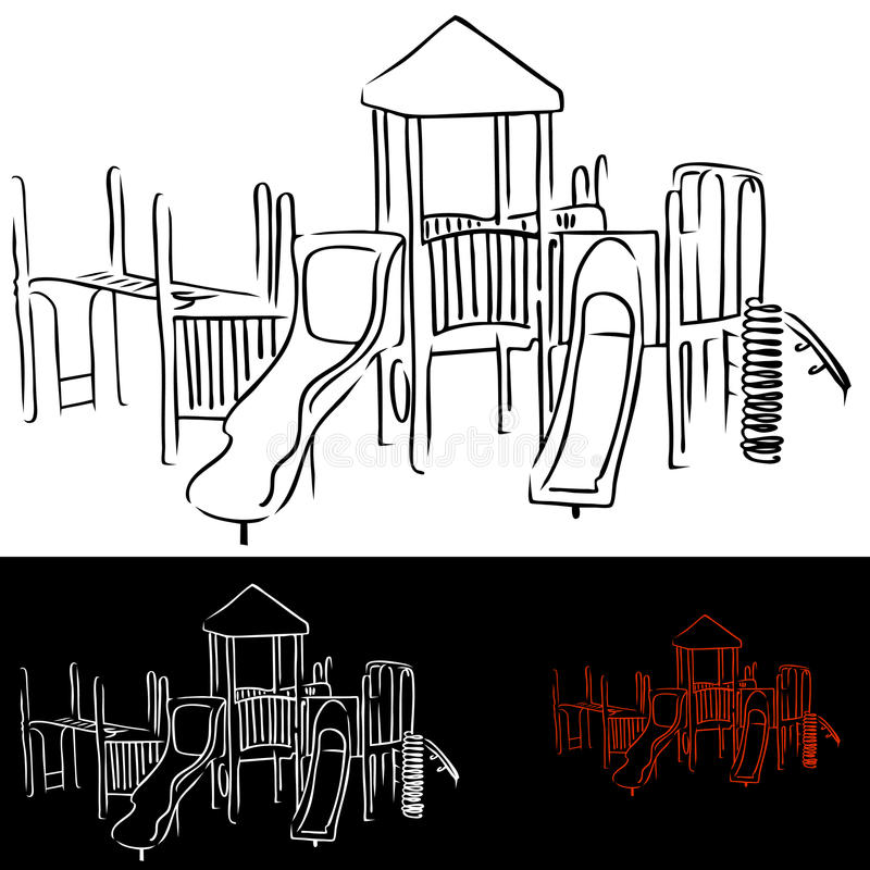 Download Playground Equipment Royalty Free Stock Photos - Image: 15459208