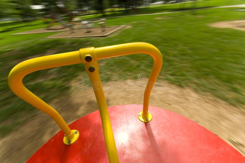 Playground equipment royalty free stock photos