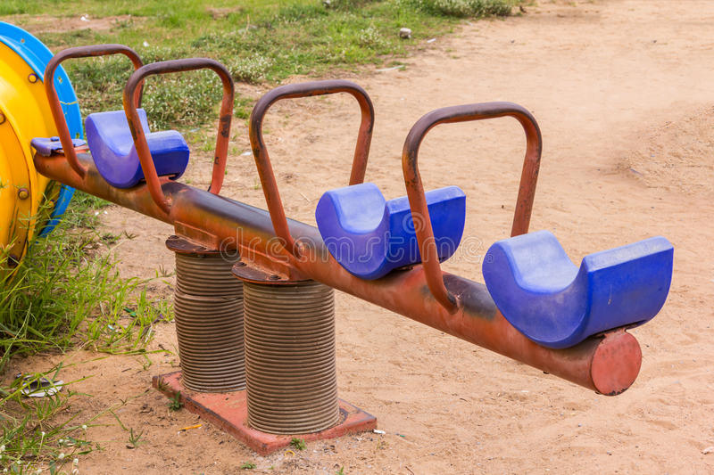 Download Playground in Park stock image. Image of activity, image - 43425719