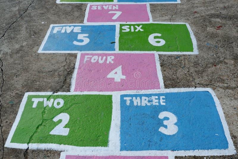Playground, per i bambini immagini stock