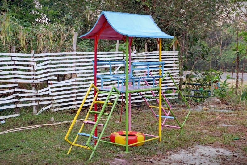 Playground, per i bambini immagine stock libera da diritti