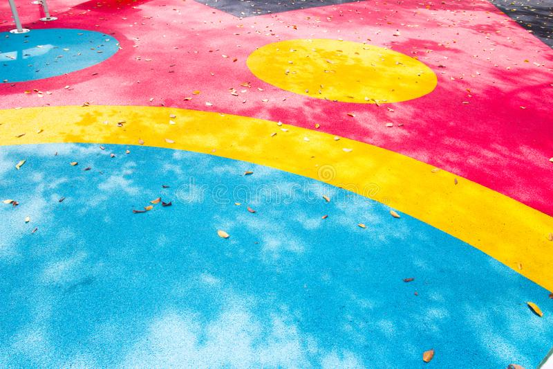 playground rubber royalty free stock photos