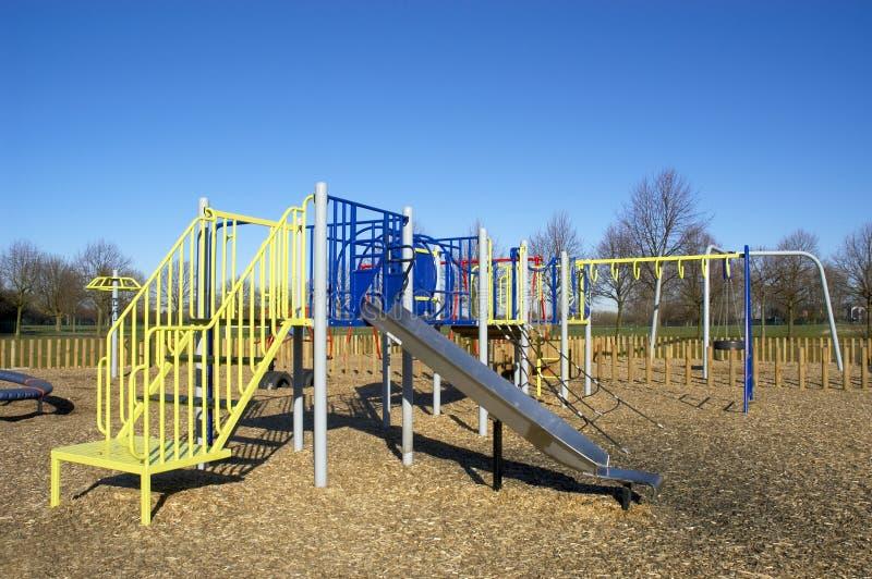 Playground1 lizenzfreies stockbild