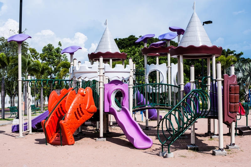 Download Playgrounds stock photo. Image of color, colorful, holiday - 33873398