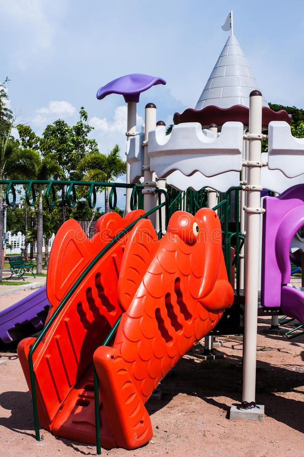 Download Playgrounds stock image. Image of outdoor, playground - 33873571