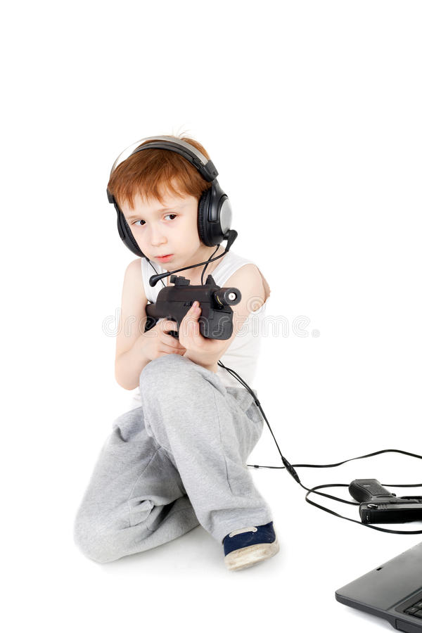 Download Playing stock image. Image of computer, concept, holding - 23745853