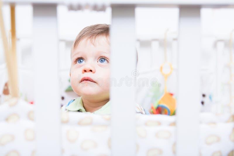 Playing Baby Stock Photo