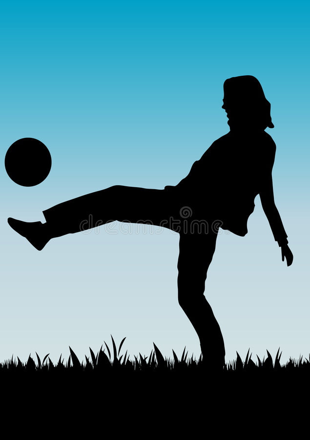 Playing with ball stock images