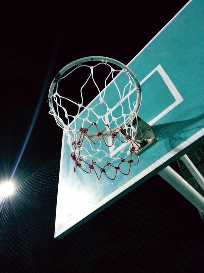 Playing Basketball stock images