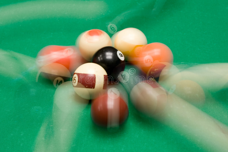 Download Playing Billiard stock photo. Image of concentration, billards - 1975738
