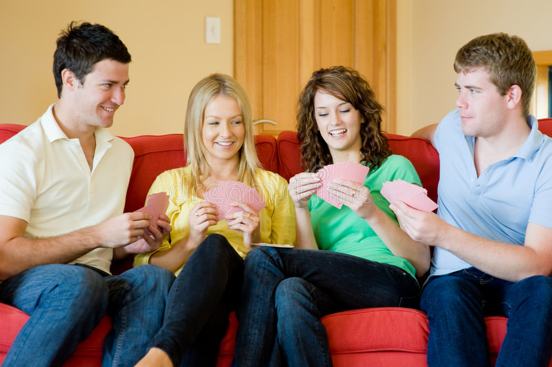 Download Playing Cards stock photo. Image of interior, playing - 6433256