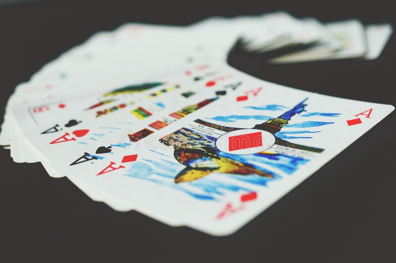 Playing Cards Free Public Domain Cc0 Image