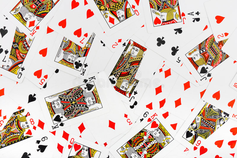 cards background