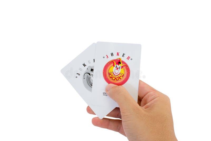 Playing cards- Jocke