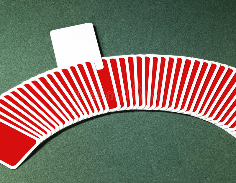 Download Playing cards in a row stock image. Image of arrangement - 29001641