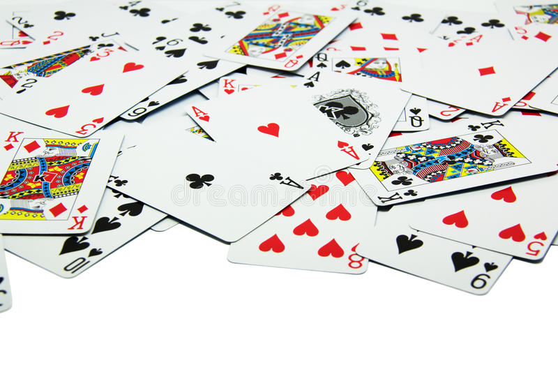 Download Playing Cards Stock Photo - Image: 33837650