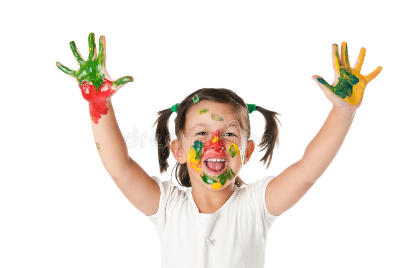 Download Playing With Colors Royalty Free Stock Image - Image: 17868296