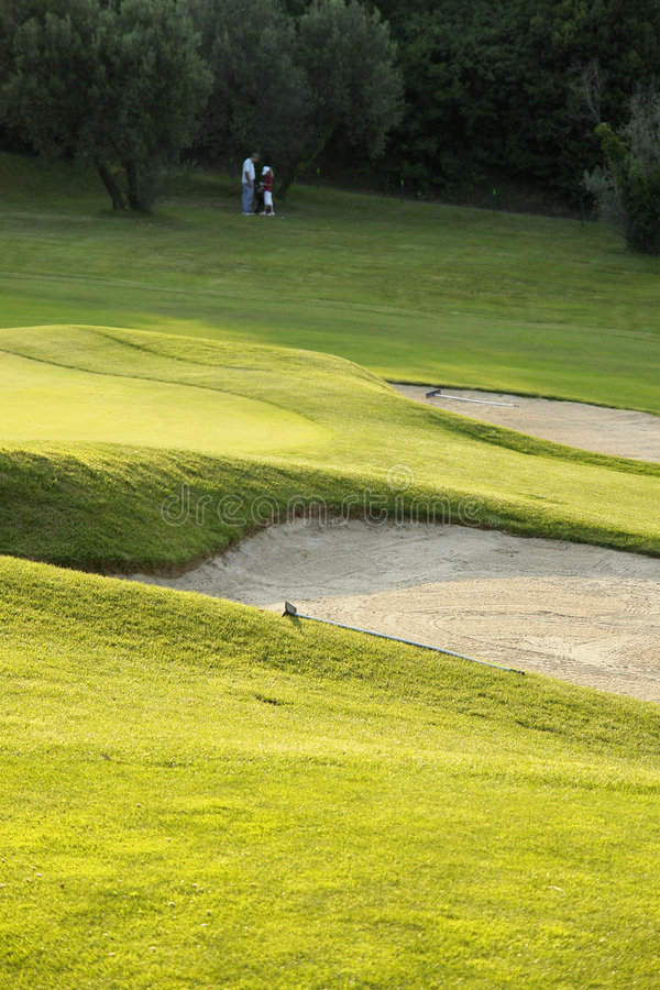 Download Playing golf stock photo. Image of play, grass, relax - 2606736