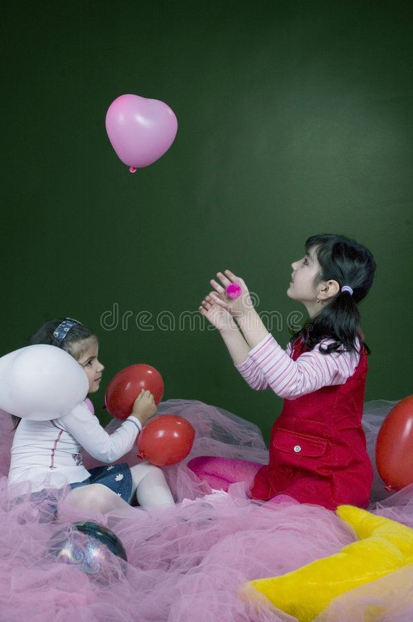 Free Playing In Fairy Land Stock Image - 619141