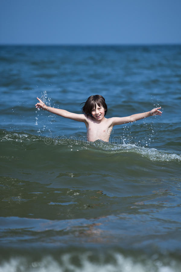 Free Playing In Wather Royalty Free Stock Images - 20328629