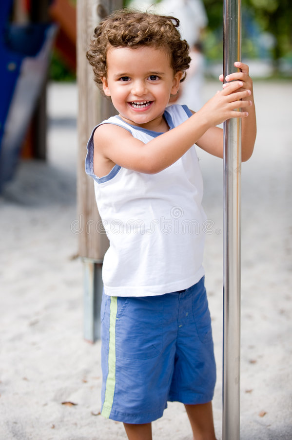 Playing Outside stock photos