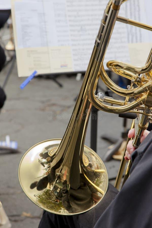 Playing the Slide Trombone