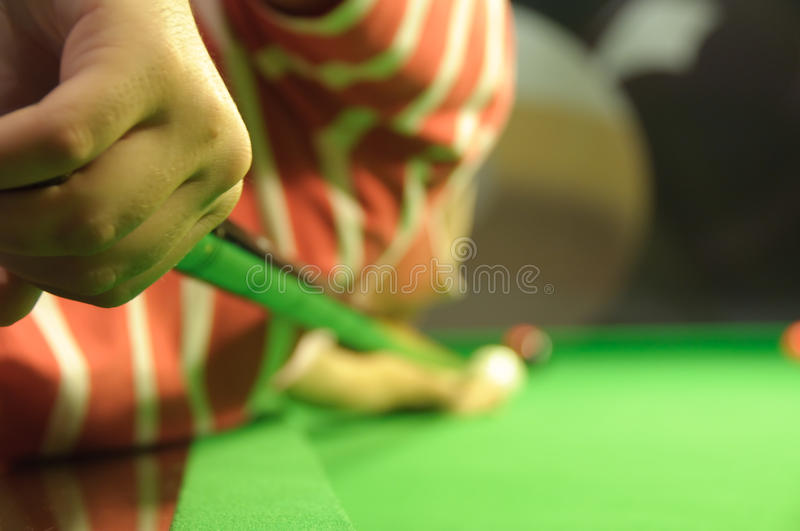 Download Playing snooker stock photo. Image of young, entertainment - 12770386