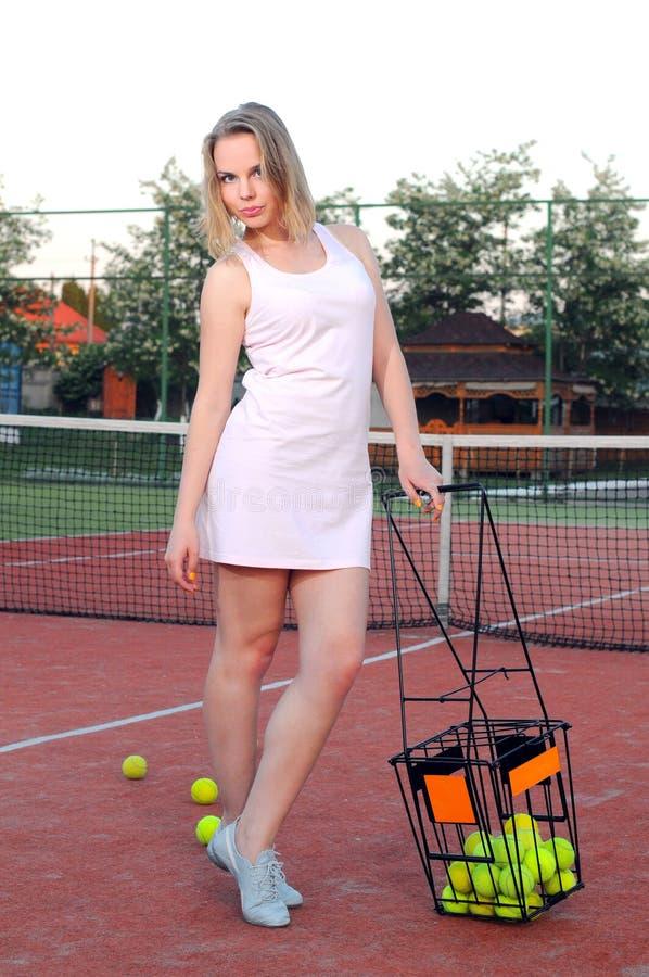 Download Playing Tennis stock image. Image of hold, hispanic, lifestyle - 33570305