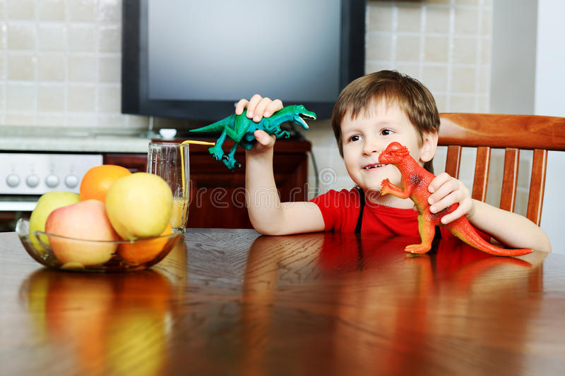Download Playing with toys stock photo. Image of healthy, beverage - 14857100