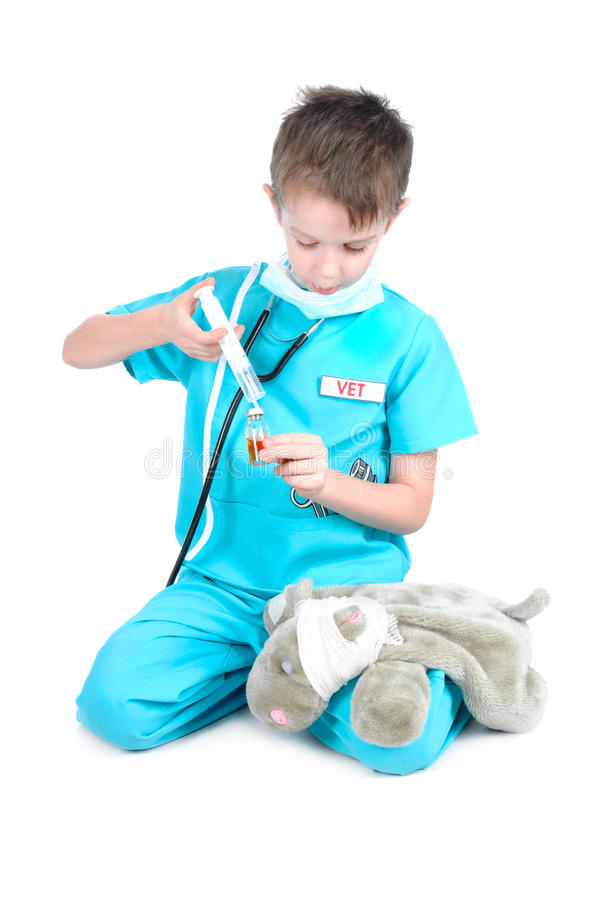 Download Playing veterinary stock photo. Image of specialist, care - 25396126
