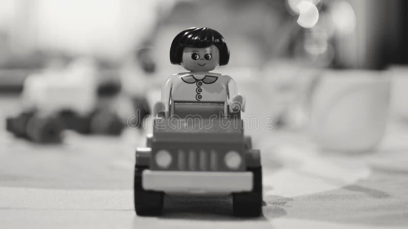 Playmobil zdjęcia royalty free