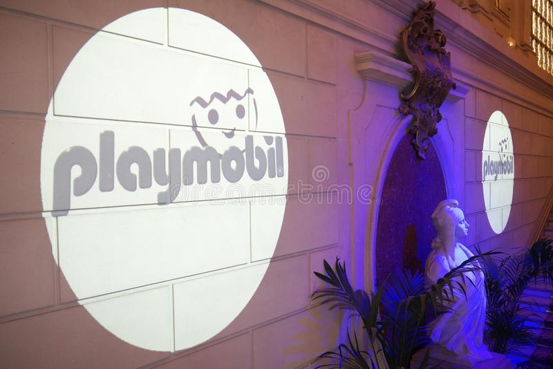 Download Playmobil Exposition City Hall France Editorial Photo - Image of playmobil, december: 64289001