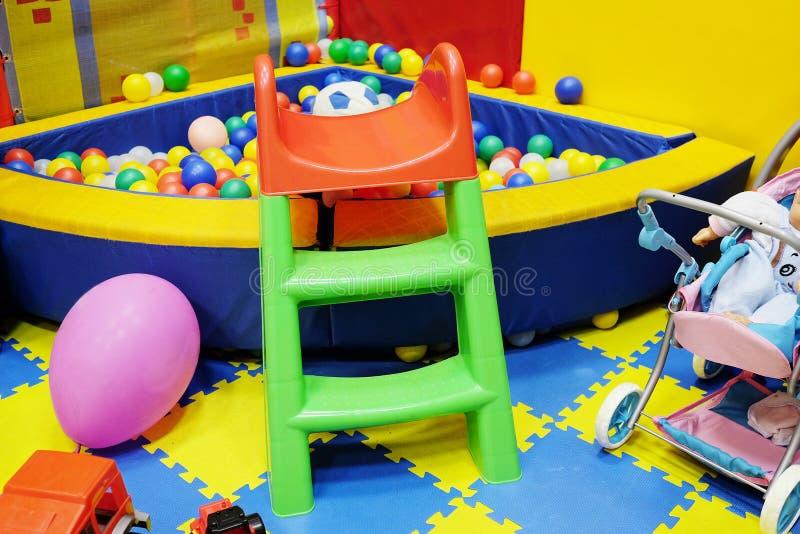 playroom stockfoto